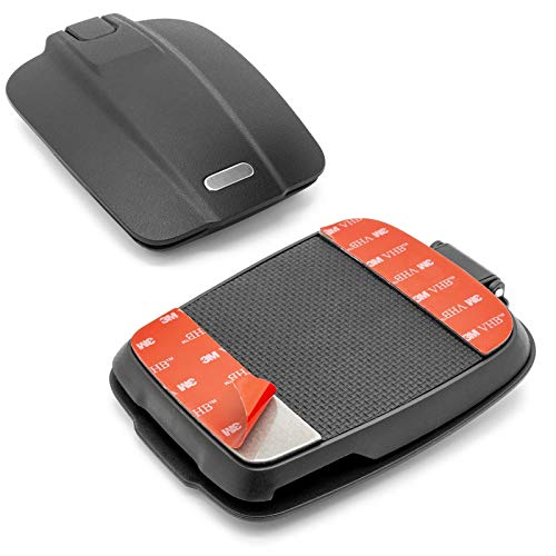 Mobilefox Auto Handy Halterung KFZ Armaturenbrett Klapp Halter PKW für Huawei P30 P20 Pro Lite P10 P9 P8 Mate 10 20 - 6