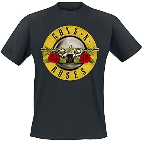 Guns N Roses Classic Logo T-Shirt (Größe: XL)