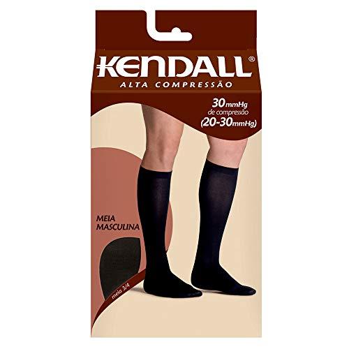 Meia 3/4 Masculina Alta Compressão 1532 Kendall Grande