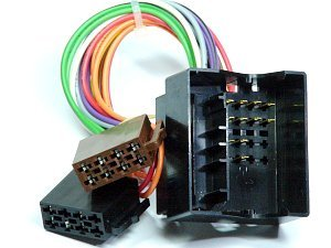 Radioadapter passend für OPEL