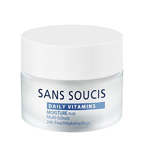 Sans Soucis Daily Vitamins Moisture Plus Multi Schutz 24h Feuchtigkeitspflege: Vitaminreiche...