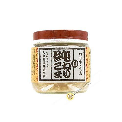 Pasta di sesamo bianco Nerigoma Shiro KUKI 150g Giappone - Unità (1 pezzo)