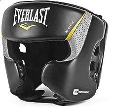 Everlast 4022 Boxing Head Gear (Black)