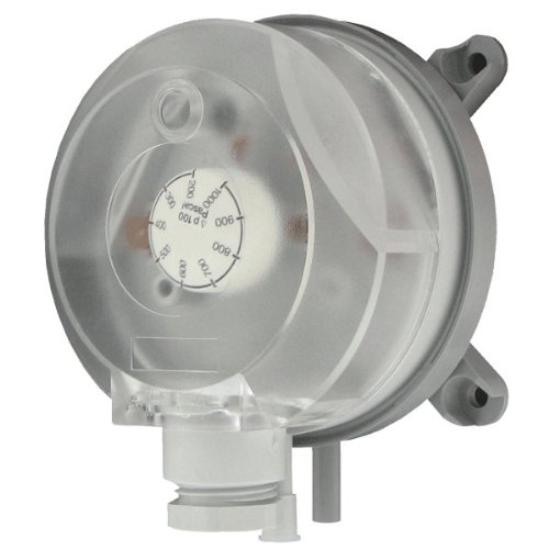 Dwyer HVAC Differential Pressureess Switch, ADPS-03-2-N-C.20 to 2.0' w.c, M20 Connection