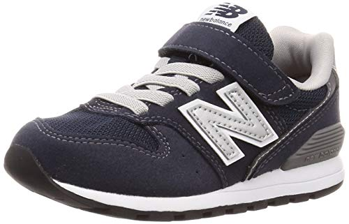 New Balance YV996 Kids Shoes, 6.7 to 9.4 inches (17 to 24 cm), Athletic Shoes, School Shoes, Boys and Girls - Navy