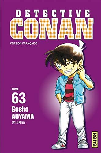 Détective Conan, tome 63