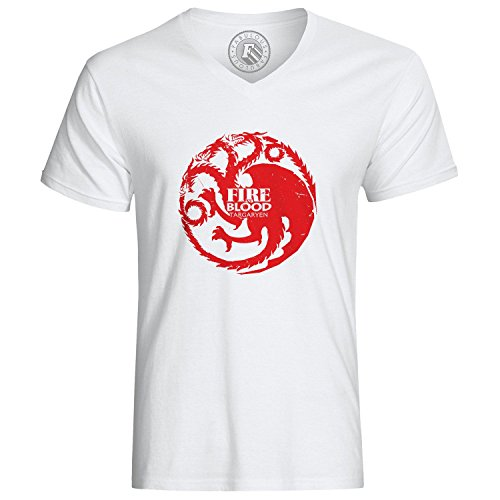 T-Shirt Game of Thrones Mad King Targaryen House