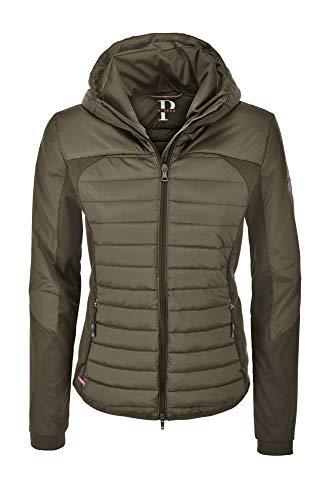 Pikeur Ginny Olive Tree Damen Softshell Jacke gesteppt FS 2020, Pik20_FS_Gr.:40