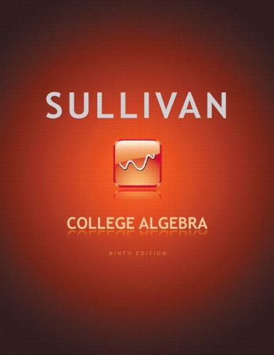 College Algebra plus MyMathLab/MyStatLab -- Access Card...