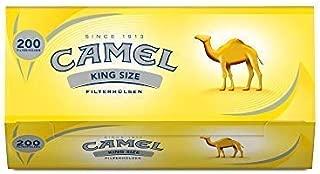 1000 (5x200) Camello (Vainas, Manguitos filtro, Tubos de cigarrillos)