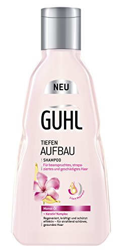 Guhl Tiefen Aufbau Shampoo, 4er Pack (4 x 250 ml)
