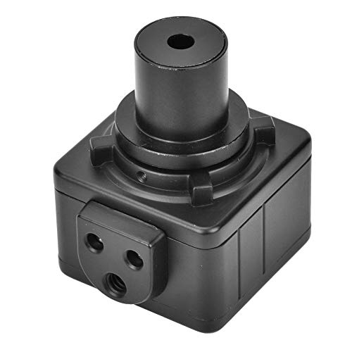 5.0MP Mikroskopkamera, USB Digital Mikroskop Okular Kamera aus Metall