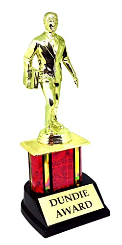 Dundie Award Trophy for The Office - 9.5 in