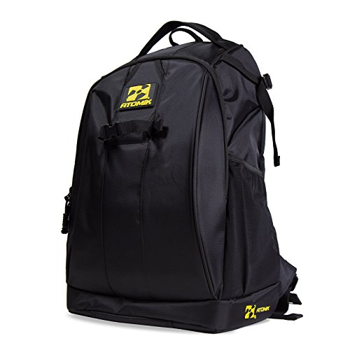 Atomik RC Universal Drone Backpack Case Fits: 200/250/350/DJI Phantom/FPV Quadcopters