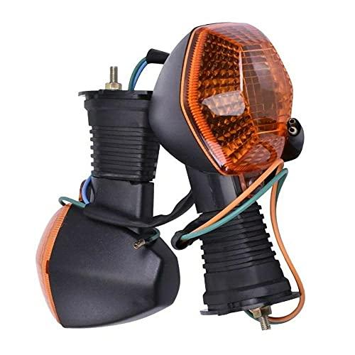 Motocicleta Universal señales de Giro luz/Ajuste para Suzuki 650 Bandido v Strom...