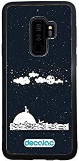 Decalac Galaxy S9 Plus Case by Design of Moon and stars, CVG9P-19038