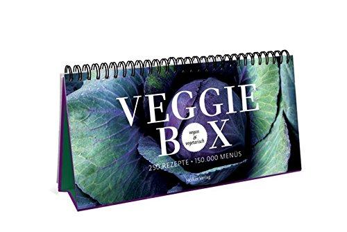 Veggie Box: 250 Rezepte - 150.000 Menüs
