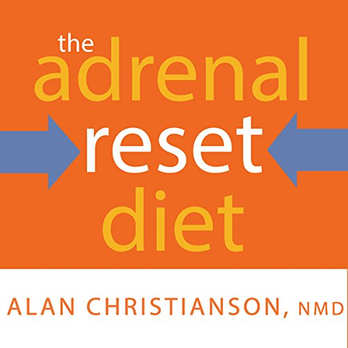 The Adrenal Reset Diet audiobook cover art
