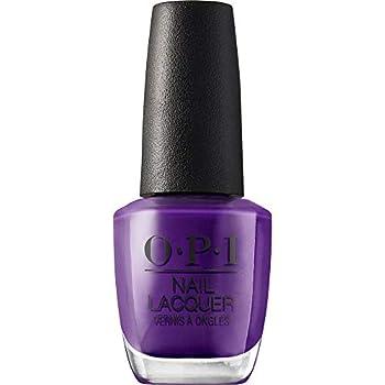 OPI Nail Lacquer Purple With a Purpose Purple Nail Polish 0.5 fl oz