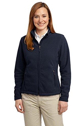 Port Authority® Ladies Value Fleece Jacket. L217 True Navy 3XL