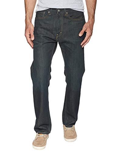 Levi's Men's 505 Regular Fit Jean, Fume, 30x32