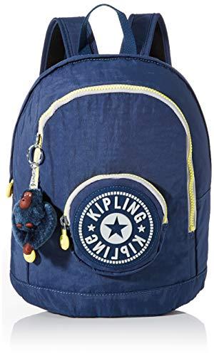Kipling CARLOW Sac à dos enfants, 31 cm, 10 liters, Bleu (Blue Thunder)