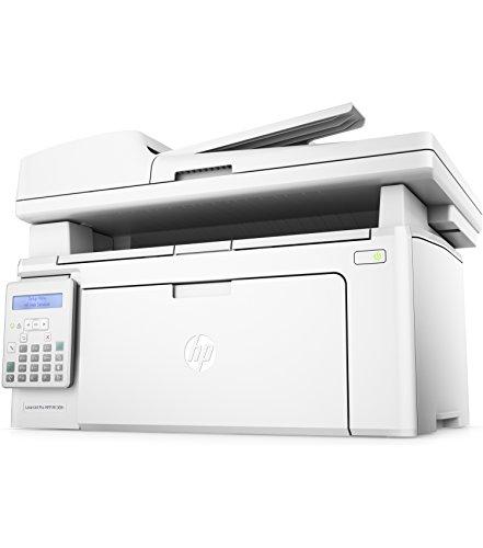 HP M130FN LaserJet Pro Stampante Multifunzione Monocromatica, Standard, Bianco