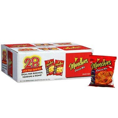 Munchies Classic Mix (28 ct.) (pack of 2)