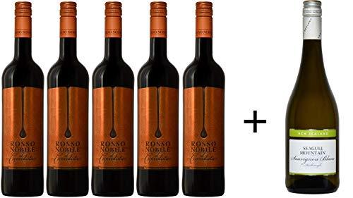 Probierpaket 5x Rosso Nobile al Cioccolata und 1x Seagull Mountain Sauvignon Blanc (6 x 0,75L)