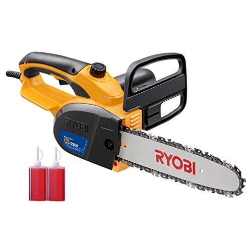 リョービ(RYOBI)  チェンソー CS-2501F チェーンオイル100ml 2個セット 4989690