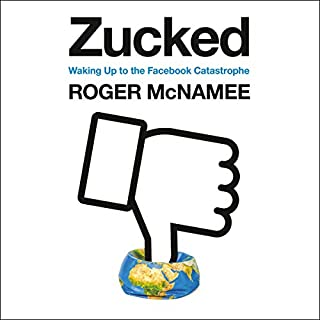 Zucked audiobook cover art