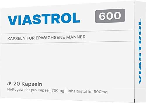 VIASTROL - Für erwachsene Männer | 20 Kapseln | Made in Germany