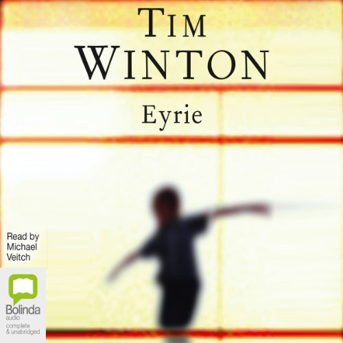 Eyrie audiobook cover art