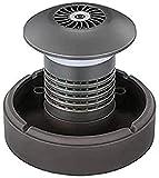 Cenicero multifuncionalutilizado para purificar el humo de segunda manoadecuado para sala de estar,baño,dormitorio,oficina