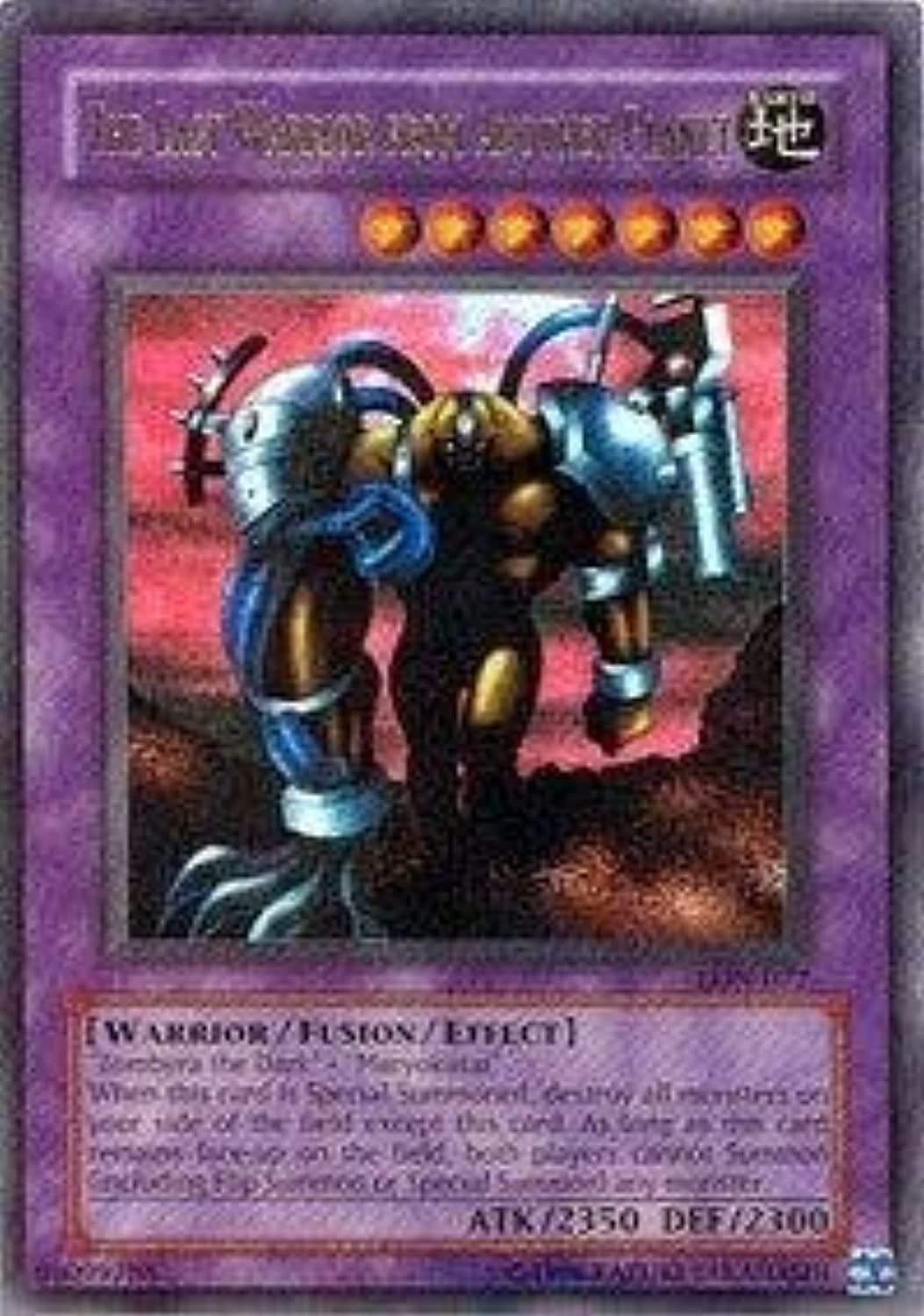 YuGiOh   The Last Warrior from Another Planet (LON077)  Labyrinth of Nightmare  Unlimited Edition  Ultra Rare by YuGiOh