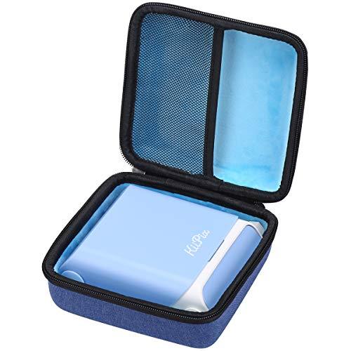 Aproca Duro Viaggio Custodia Per KiiPix Stampante fotografica per Smartphone (Blue)