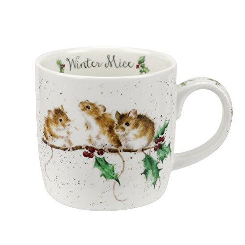 Wrendale Winter Mice (mice)