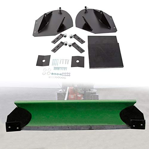 Purchase ECOTRIC Universal Snow Plow Pro-Wing Blade Extenders Extensions for PW22 Meyer Western Bos...