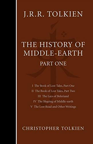 The History of Middle-earth: Part 1
