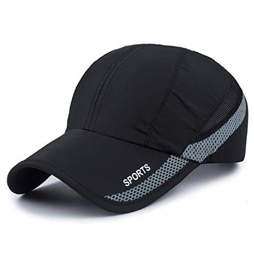VoilaLove Gorra de Béisbol Unisex de Secado Rápido Malla aireada Protección UV...