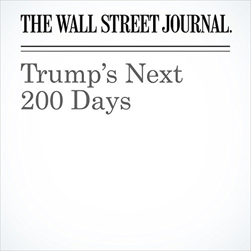 Trump's Next 200 Days copertina
