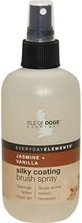 Isle of Dogs Everyday Jasmine & Vanilla Silky Coating Brush Conditioning Spray