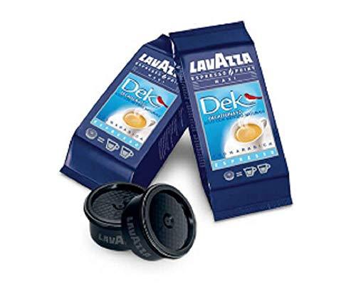 Lavazza Decaffeinated DEK Espresso Point Cartridges (50 capsules) Single-Serve Coffee Capsules & Pods