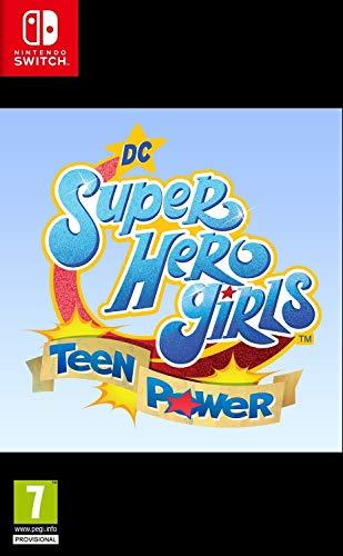 DC Super Hero Girls Teen Power- SWITCH