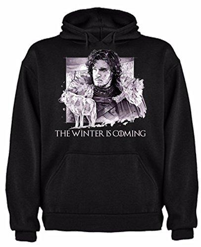 The Fan Tee Sudadera de NIÑOS Juego de Tronos Stark Tyrion Dragon Daenerys Khaleesi Valar Arya 14-15 Años