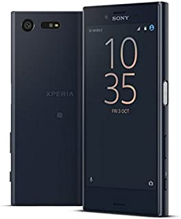 """4.6"""" Sony Xperia X Compact F5321 Unlocked Cell Phone [ 4G LTE 3GB / 32GB Universe Black ] - 1 Year Warranty"""