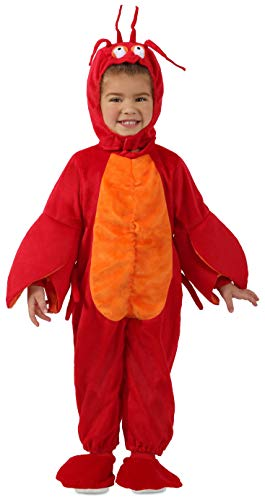Princess Paradise Baby/Toddler Littlest Lobster Costume, As Shown, 12-18 Months