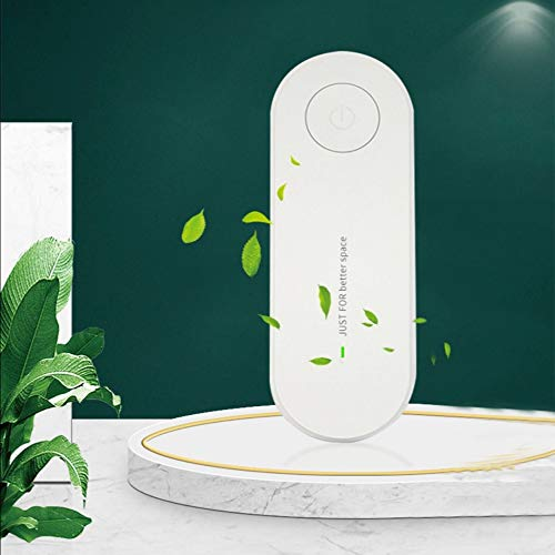 Air Purifier for Home, Portable Mini Air Purifiers for Bathroom Kitchen Room and Toliet Air Cleaner, No Radiation Low Noise Indoor Home Appliances True HEPA Fiter