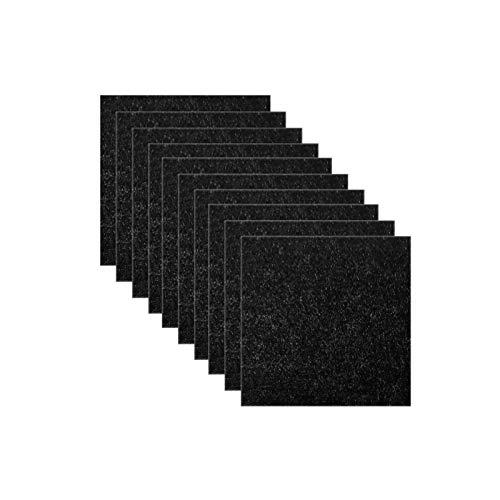 BeneU 10PCS Autokratzerentfernungstuch, Mehrzweck-Nano-Magie-Autokratzerreparatur, Nanotuch Für Autolackkratzerreparatur, Einfach Zu Reparierende Kleine Und Mittlere Kratzautolacke, Wasserflecken