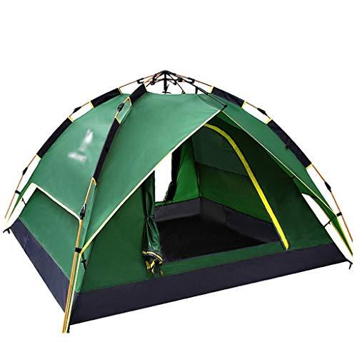 Utilisation multiple Tente Sports de plein air Protection contre le soleil pluie extérieure 150D Oxford Tissu imperméable et respirante vent vitesse automatique Ouvert Camping Camping Pliable Équipeme